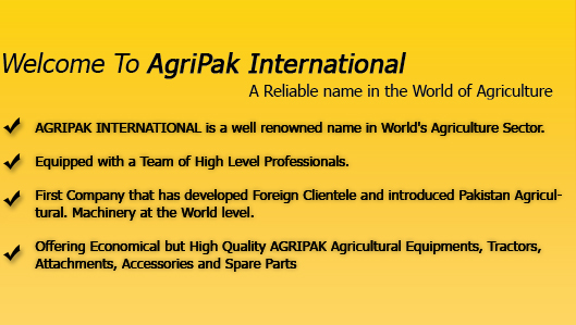 A Reliable name in the World of Agriculture